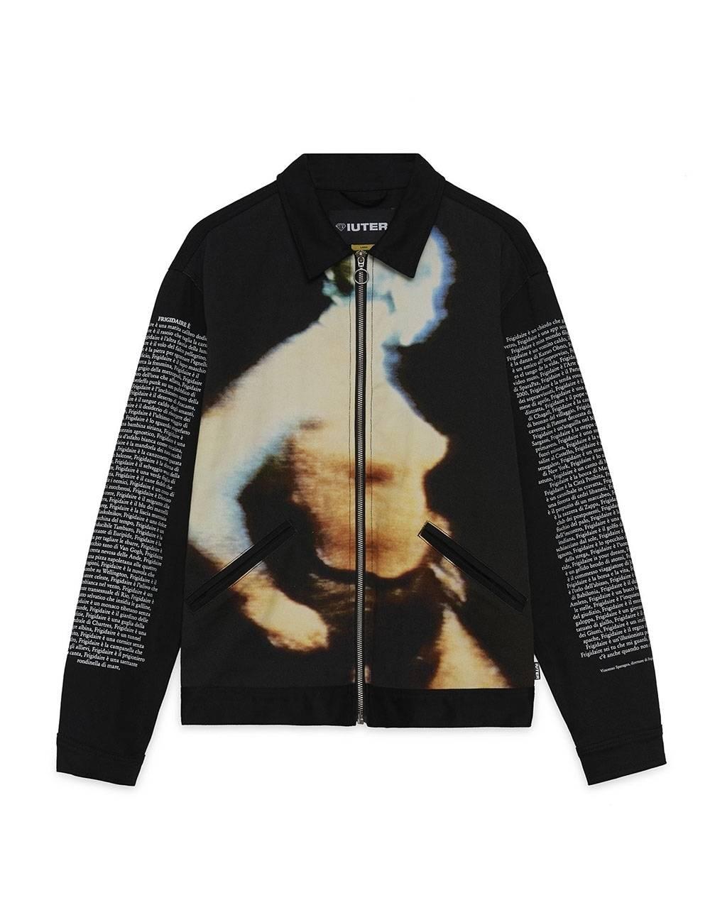 Iuter Frigidaire Pola ally jacket - Black IUTER Light jacket 213,11€