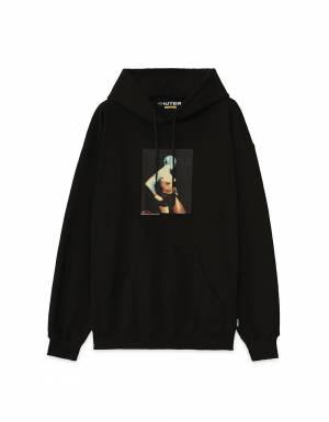 Iuter Frigidaire Pola hoodie - Black IUTER Sweater 115,00€
