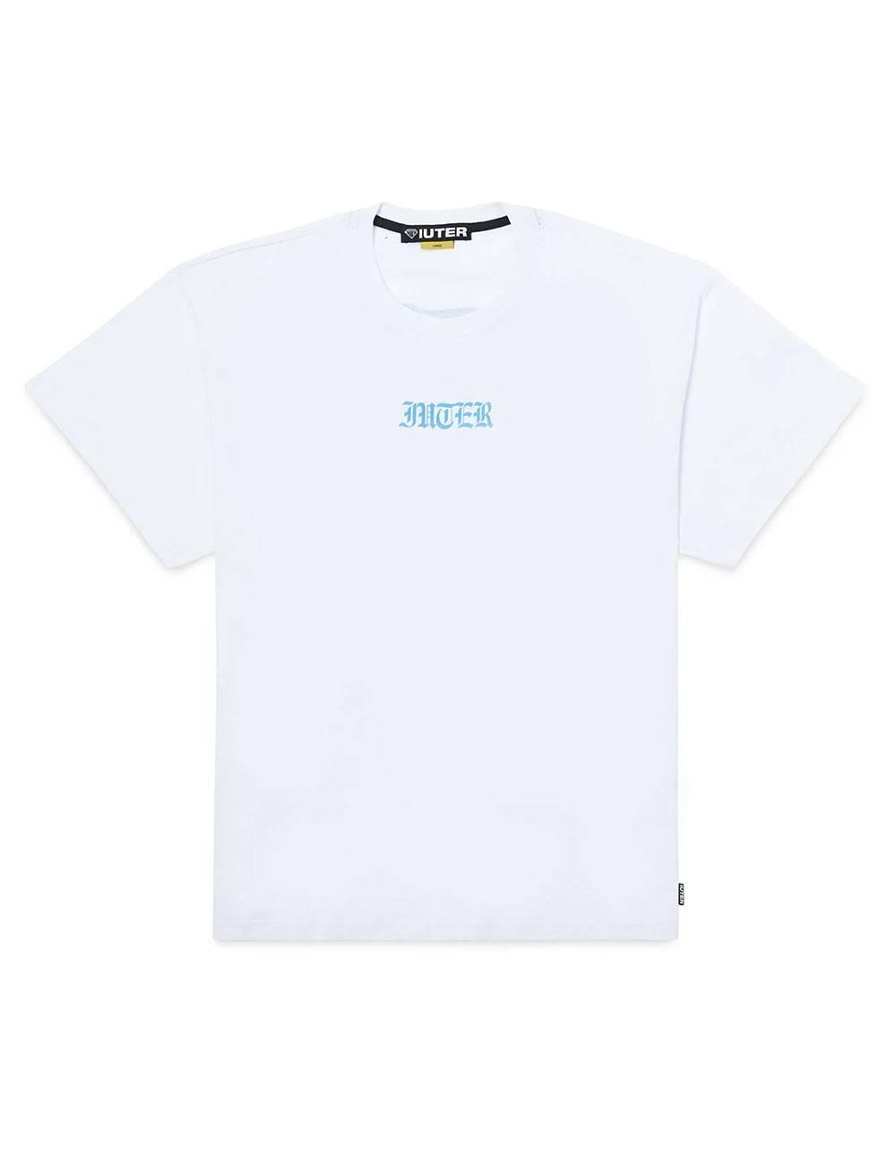 Iuter Noone tee - White IUTER T-shirt 36,89€