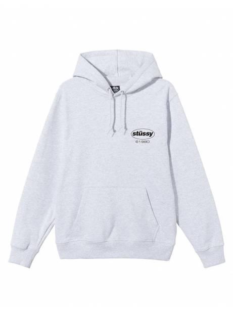 Stussy Soul hoodie - Ash heater Stussy Sweater 102,46€
