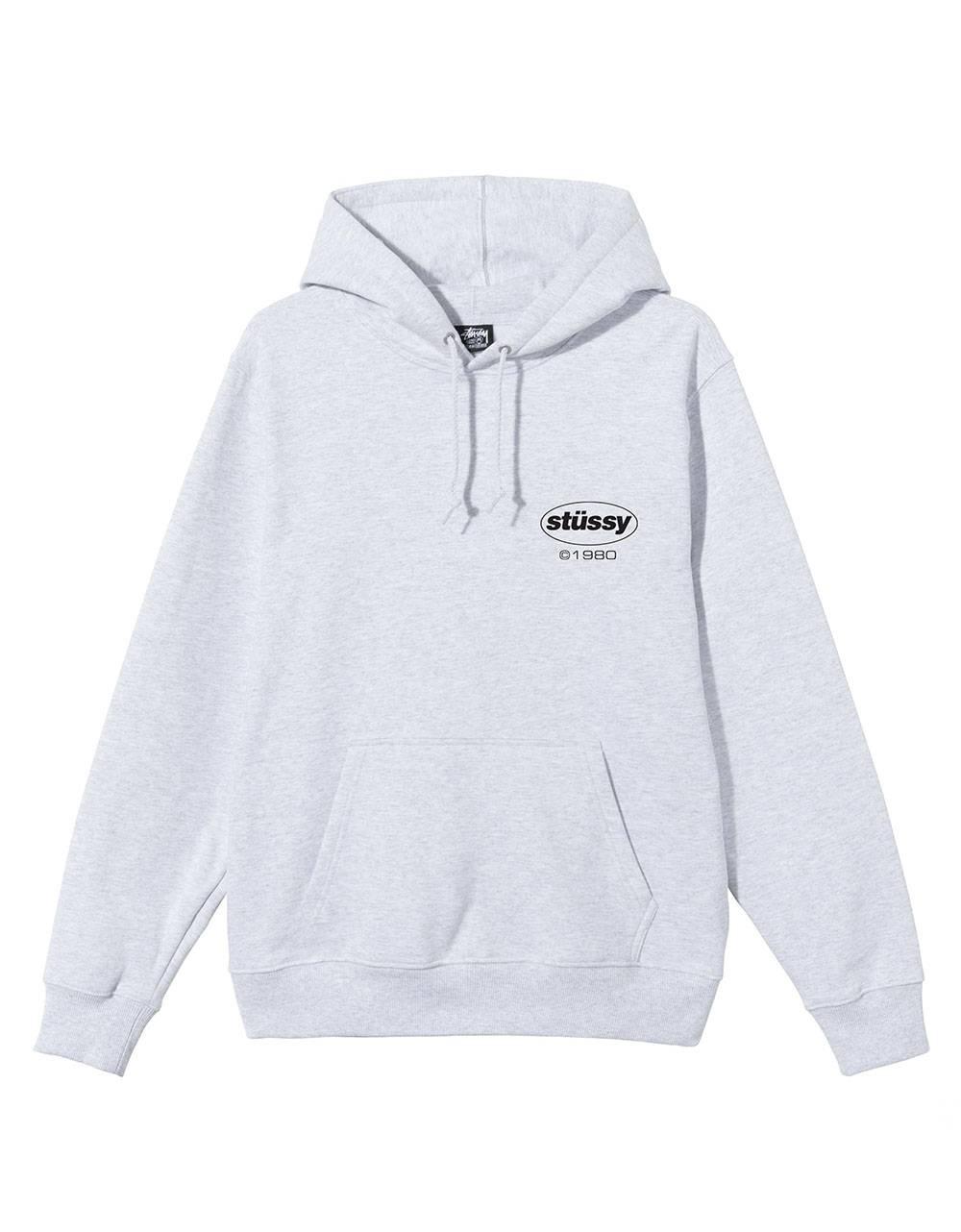 Stussy Soul hoodie - Ash heater Stussy Sweater 119,00€