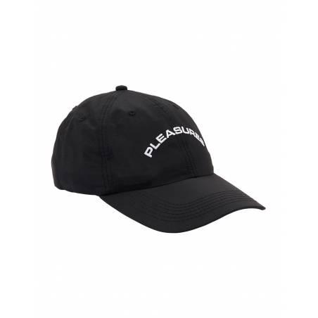 Pleasures Destiny nylon polo cap - black Pleasures Hat 40,98€