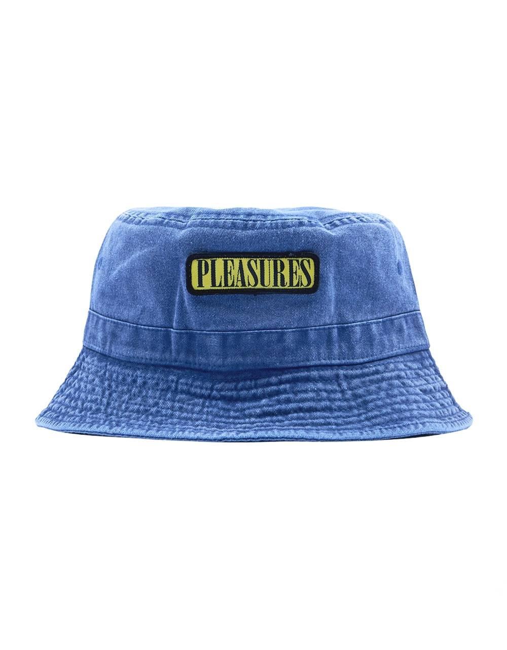 Pleasures Spank bucket hat - washed blue Pleasures Hat 48,36€