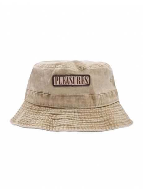 Pleasures Spank bucket hat - washed khaki Pleasures Hat 59,00€