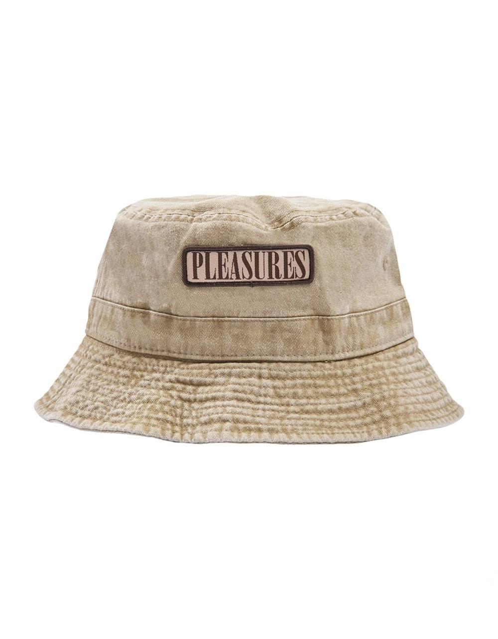 Pleasures Spank bucket hat - washed khaki Pleasures Hat 45,08€