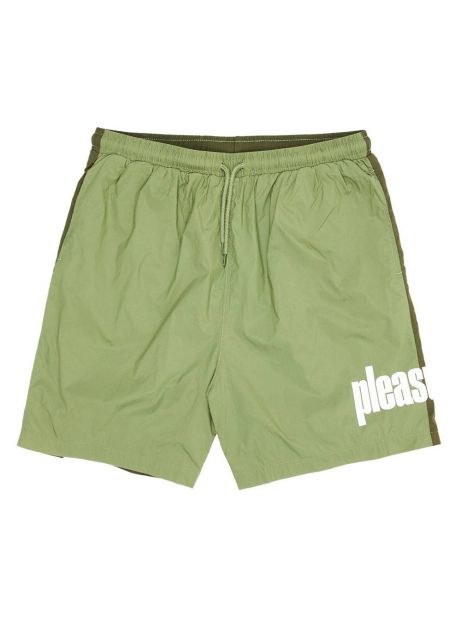 Pleasures Active shorts - electric green Pleasures Shorts 72,95 €