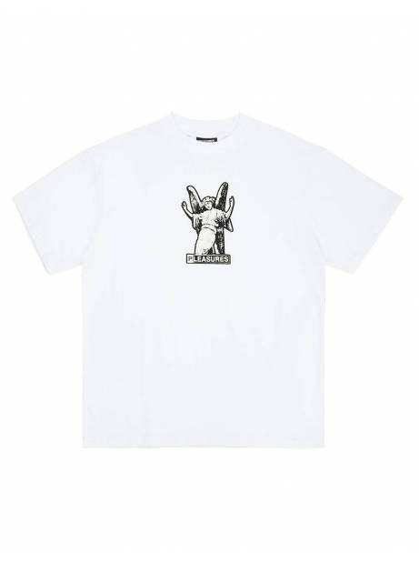 Pleasures Fetish heavyweight t-shirt - white Pleasures T-shirt 53,28 €