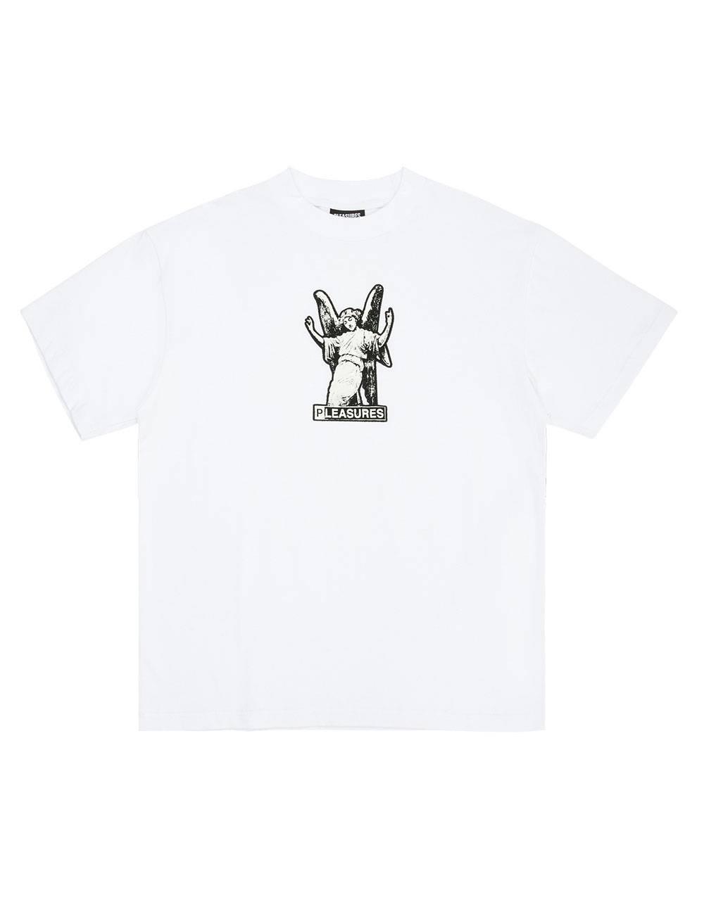 Pleasures Fetish heavyweight t-shirt - white Pleasures T-shirt 65,00€