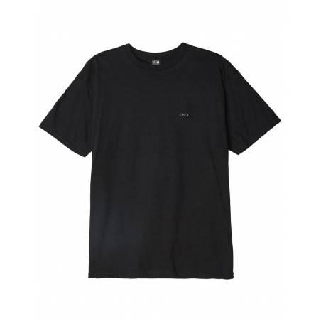 Obey America' s savings classic t-shirt - black obey T-shirt 46,00€