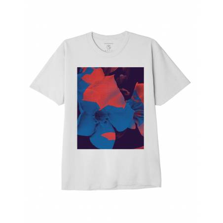 Obey Intl. power & equality sustainable t-shirt - white obey T-shirt 56,00€