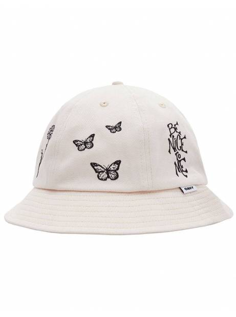 Obey printed 6 panel bucket hat - sago obey Hat 40,16 €