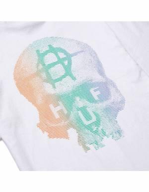 Huf Data death classic t-shirt - white Huf T-shirt 37,70€