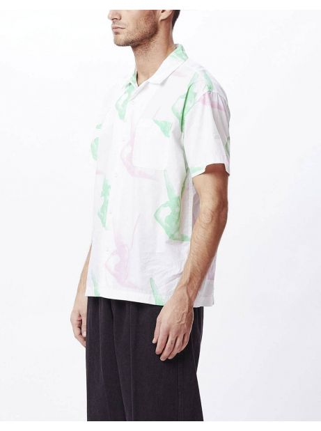 Obey Angelito shirt - white multi obey Shirt 90,00€
