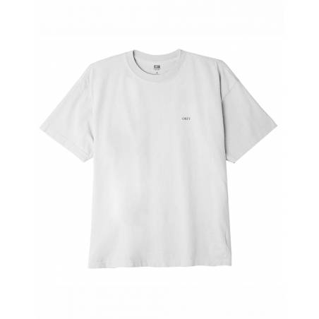Obey No future classic t-shirt - white obey T-shirt 46,00€