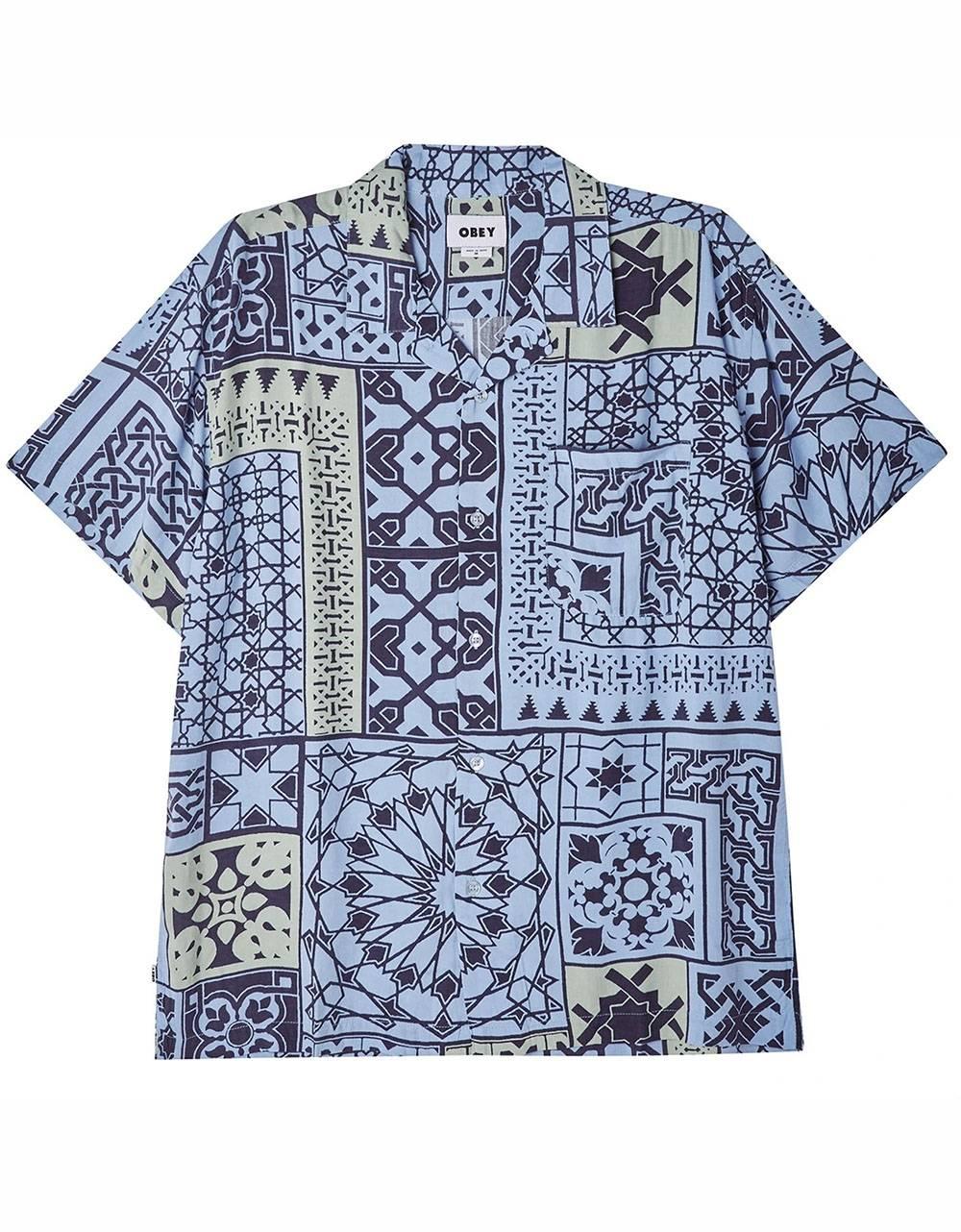Obey Pathos shirt - navy multi obey Shirt 69,67€