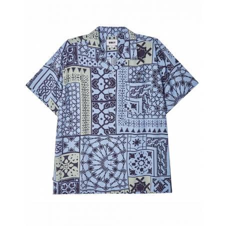 Obey Pathos shirt - navy multi obey Shirt 90,00€