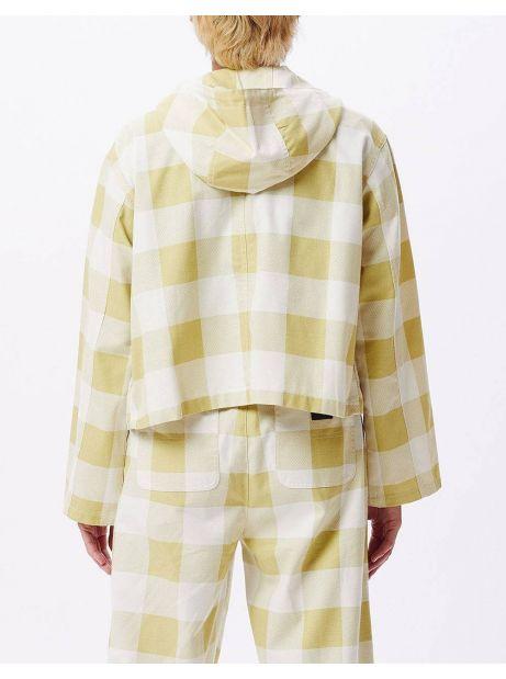 Obey Woman provence jacket - grass multi obey Light Jacket 116,39€