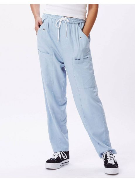 Obey Woman provence pants - faded blue obey Pants 99,00€