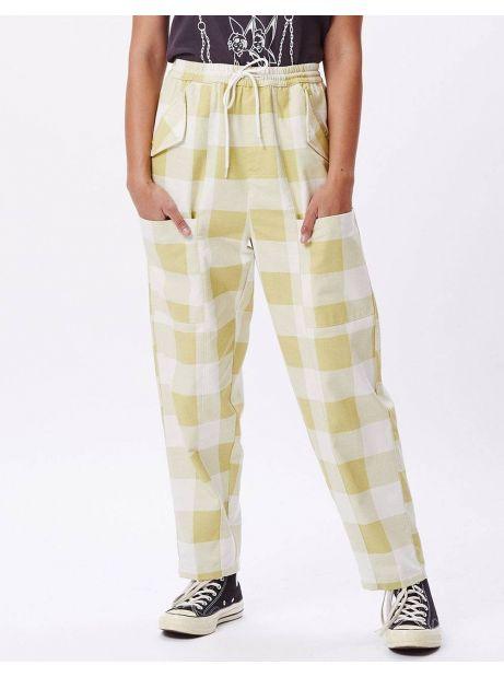 Obey Woman provence pants - grass multi obey Pants 99,00€