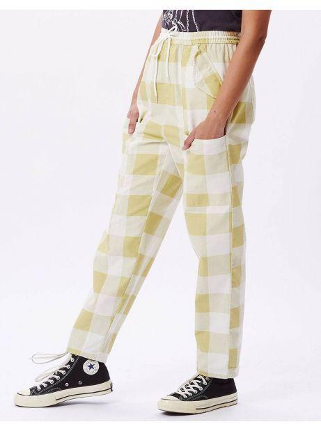 Obey Woman provence pants - grass multi obey Pants 89,34€