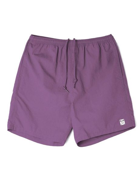 Obey Easy relaxed shorts - purple nitro obey Shorts 69,67€