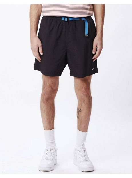 Obey Easy relaxed trek shorts - black obey Shorts 69,67€