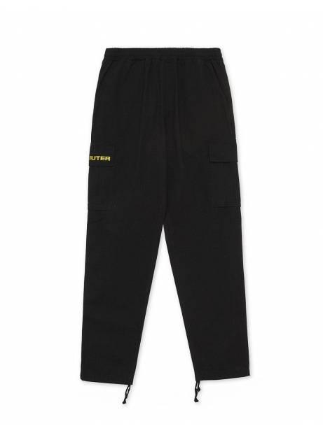 Iuter Cargo ripstop pants - Black IUTER Pant 109,00€