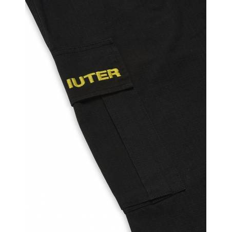Iuter Cargo ripstop pants - Black IUTER Pant 97,54€