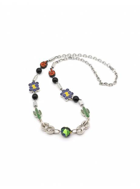 Salute + Evae Cactus flower flame necklace Evae Necklace 89,34 €