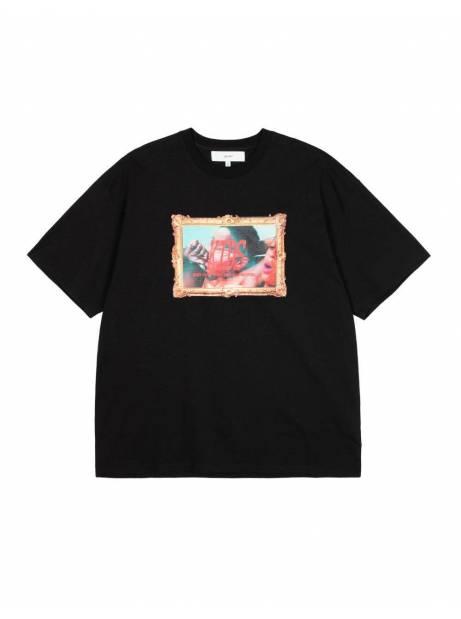 Salute HK Kid oversize t-shirt - black Salute HK T-shirt 99,00€