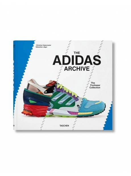 Taschen - The Adidas archive. The footwear collection Taschen Books 81,97 €