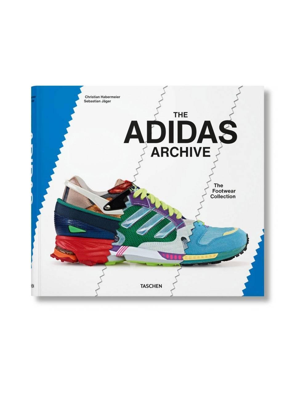 Taschen - The Adidas archive. The footwear collection Taschen Books 81,97€
