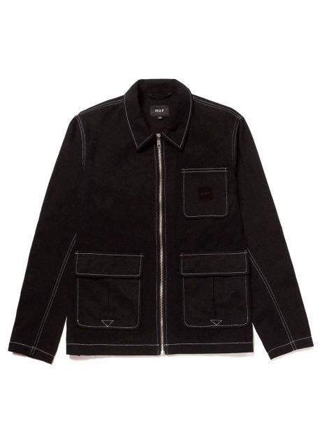 Huf Canyon Jacket - black Huf Jacket 149,00€