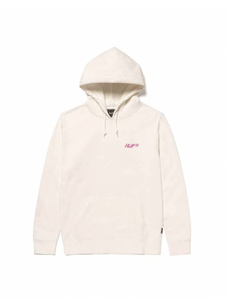 Huf I feels good hoodie - off white Huf Sweater 106,00 €