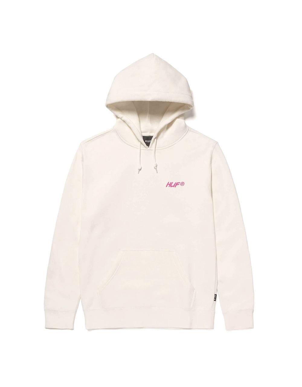 Huf I feels good hoodie - off white Huf Sweater 106,00€
