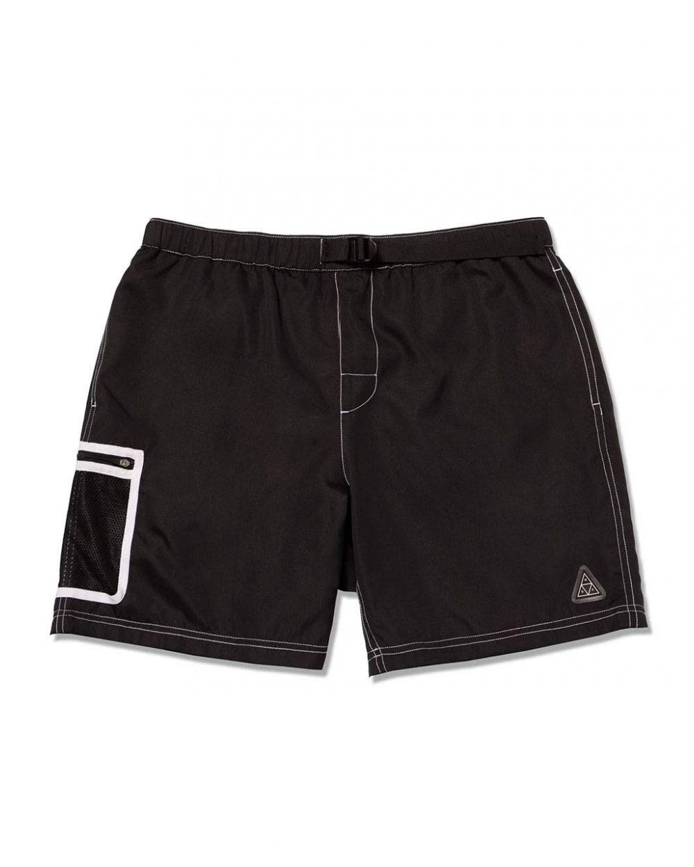 Huf Peak contrast shorts - black Huf Shorts 77,87€