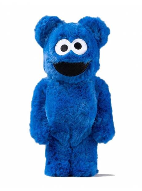 Medicom Toy Bearbrick Cookie monster costume 1000% Medicom Toy Toys 789,00 €