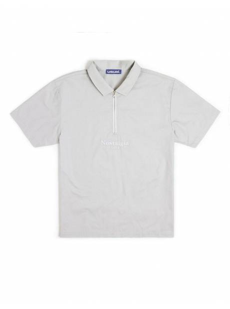 Nostalgia 1994 by Usual half zip shirt - stone Usual Shirt 81,15 €