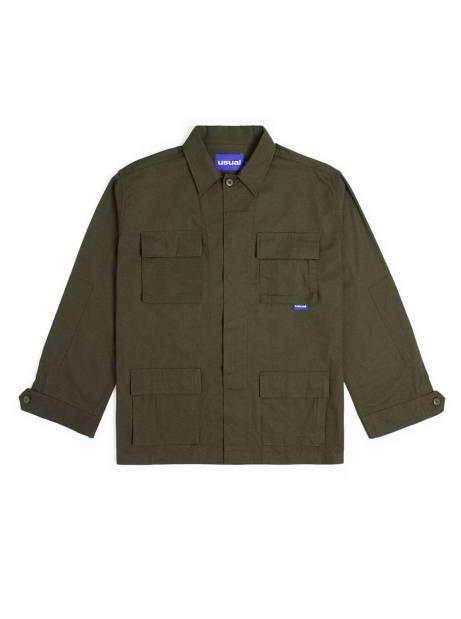 Nostalgia 1994 by Usual overshirt jacket - army Usual Light jacket 95,08€