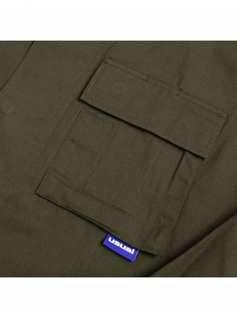 Nostalgia 1994 by Usual overshirt jacket - army Usual Light jacket 116,00€