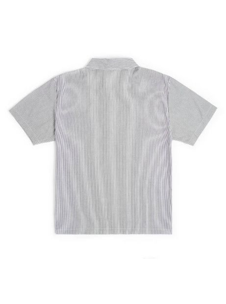 Nostalgia 1994 by Usual Striped shirt - black Usual Shirt 105,00€