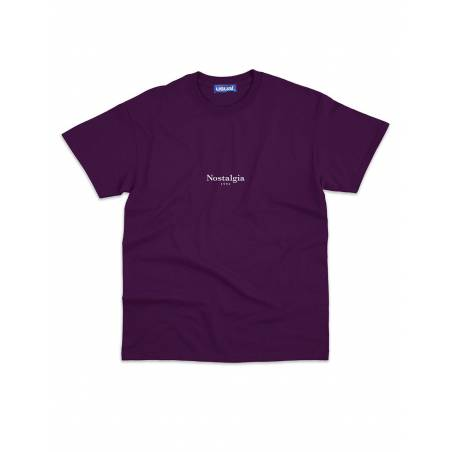 Nostalgia 1994 by Usual Peace tee - purple Usual T-shirt 46,00€
