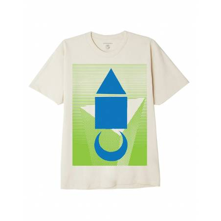 Obey Dance sustainable t-shirt - cream obey T-shirt 45,90€