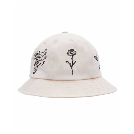 Obey Woman Printed 6 panel bucket hat - sago obey Hat 40,98€