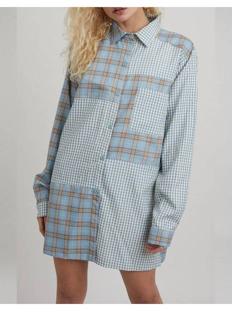 The Ragged Priest protective dress - blue check The Ragged Priest Dress 65,57€
