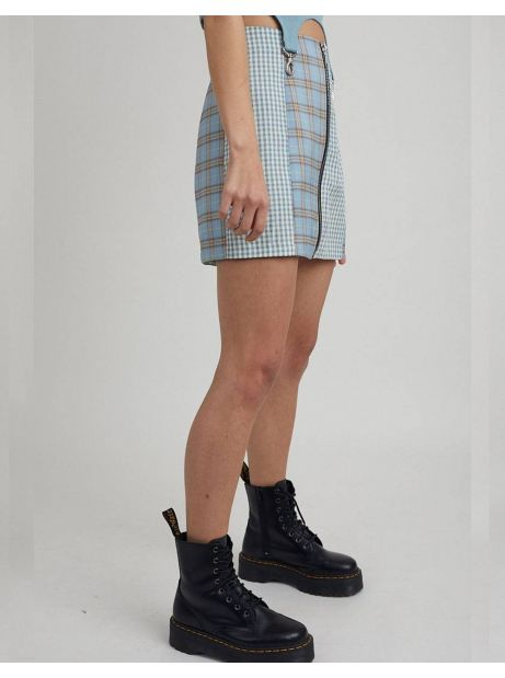 The Ragged Priest protective dress - blue check The Ragged Priest Skirt 49,18€