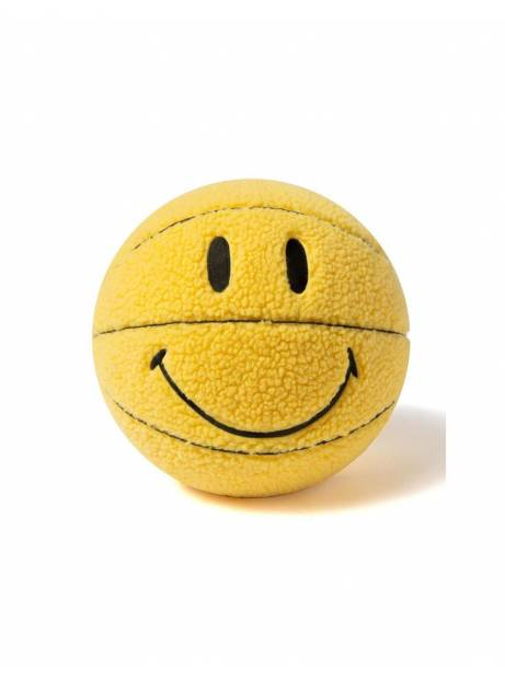 ChinaTown Market Smiley plush basketball - yellow Chinatown Market ACCESSORIES 53,28€