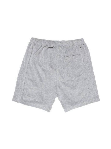 Pleasures Party animal velour shorts - grey Pleasures Shorts 78,69€
