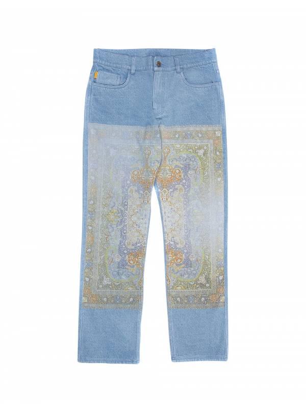 Pleasures Walk on me denim jeans - washed Pleasures Jeans 127,05€