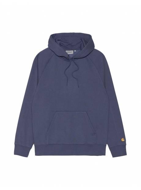 Carhartt Wip Hodeed Chase sweat - Cold purple/gold CARHARTT WIP Sweater 83,00€